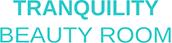 Tranquility Beauty Room logo